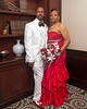 Jerome & Tonya Wedding (Xavier) :